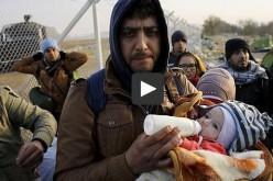 4.600 migrants interceptés en trois jours par les garde-côtes italiens-vidéo
