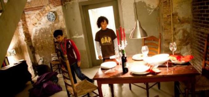 Le temps d'une après-midi, les écoliers néerlandais dans la peau de réfugiés