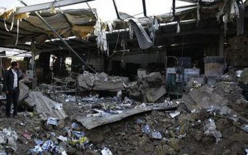 Yémen : cinq personnes ont été tuées dans des frappes de la coalition arabe