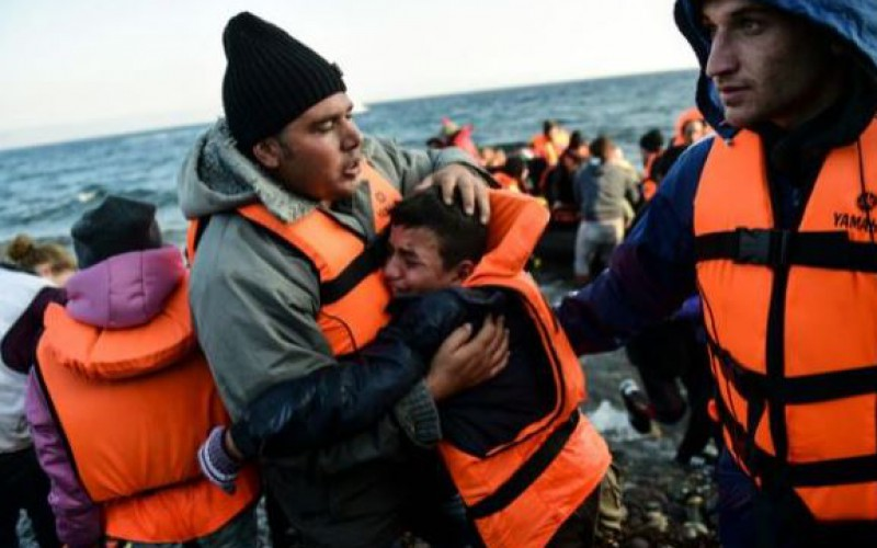 Naufrage de migrants en mer Egée, 45 morts