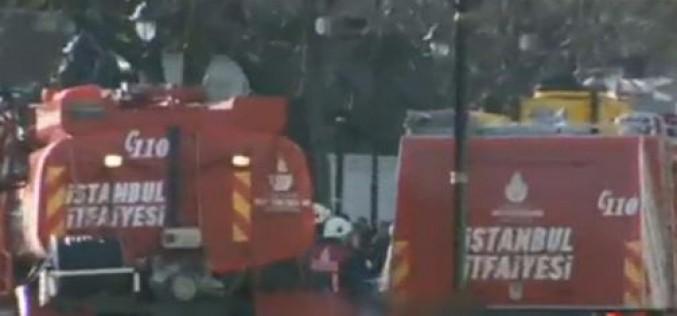 Turquie: 10 morts dans l'explosion d'Istanbul