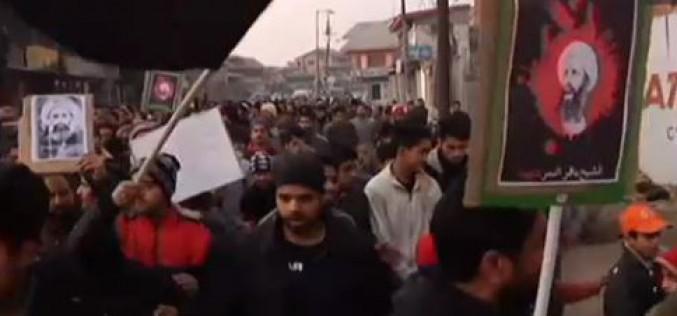 L'exécution du cheikh Nimr al-Nimr par le régime saoudien provoque la colère du monde chiite-vidéo