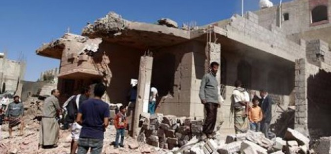 Yémen: raids aériens du régime saoudien a tué 17 civils