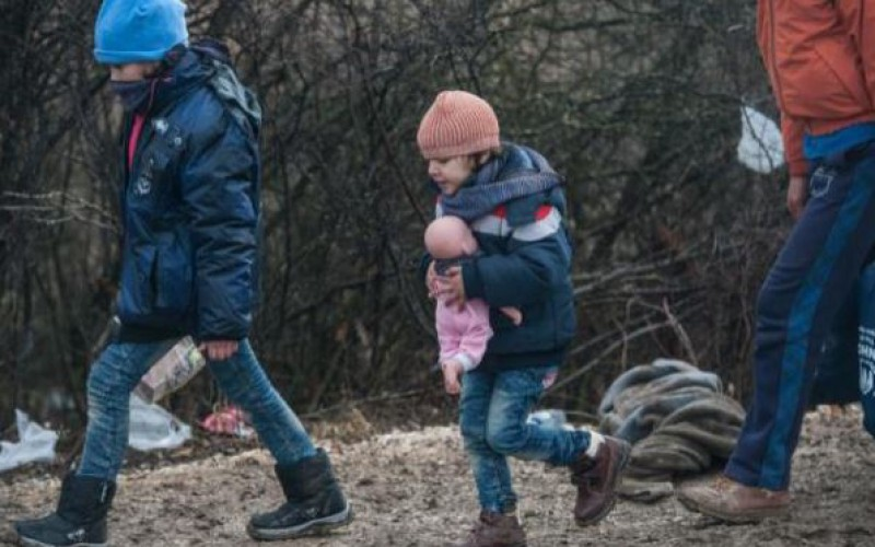 Plus de 10.000 enfants migrants portés disparus (Europol)