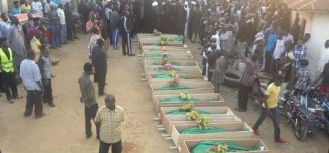 Nigéria : des milliers de manifestants demandent la libération de prisonniers chiites dont le dirigeant de l'IMN, Ibrahim al-Zakzaky