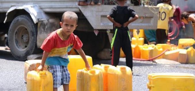 Yémen: les raids aériens de l'Arabie Saoudite ont tué une famille de cinq personnes et détruit un réservoir à Sanaa