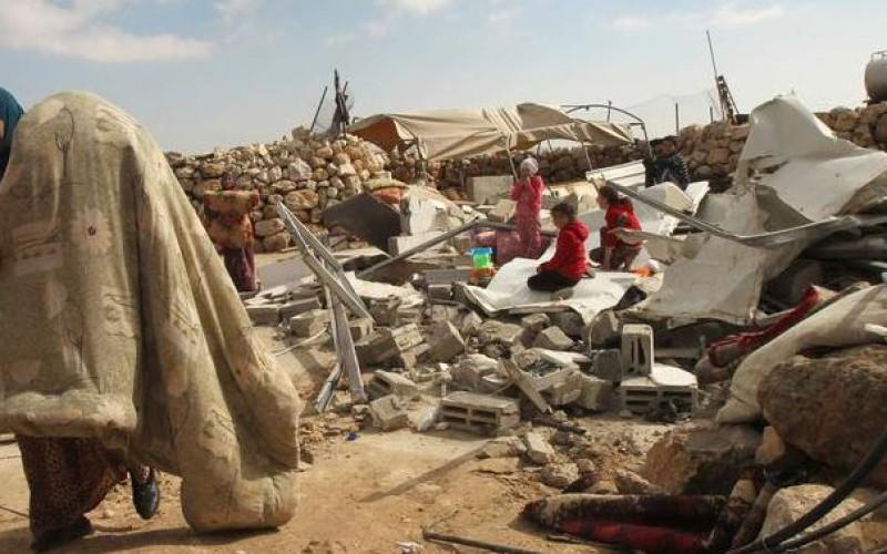 Cisjordanie : Israël détruit une dizaine d'habitations édifiées grâce à un programme d'aide humanitaire de la Commission européenne