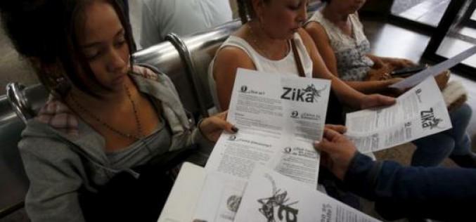 Colombie: plus de 3.100 femmes touchées par le virus Zika