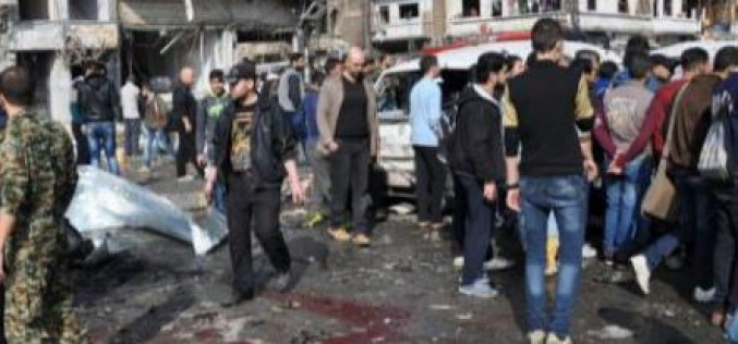 Syrie: plus de 25 morts dans un double attentat à Homs