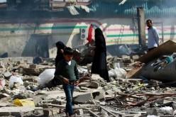 Yémen: une dizaine de civils tués dans de nouvelles frappes saoudiennes (l'ONU s'alarme d' une catastrophe humanitaire)