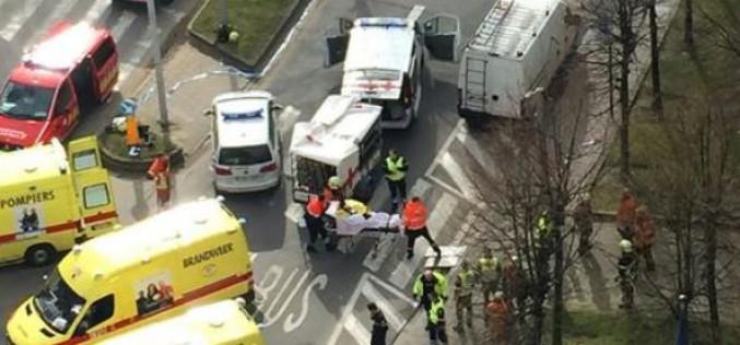 Bruxelles: une trentaine de morts et plus de 200 blessés dans des attentats