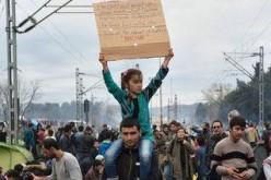 12 000 migrants bloqués à la frontière entre la Grèce et la Macédoine