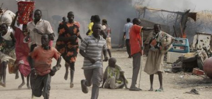 Soudan du Sud: la guerre civile a fait au moins 50.000 morts