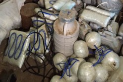 Syrie : Al-Shaddadi, ville libérée avec un paysage de désolation