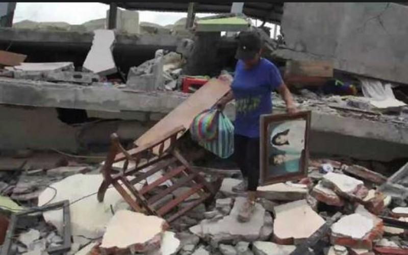 Depuis 1900, plus de huit millions de morts dans les désastres naturels