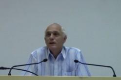 Conférence: Le Professeur Oberlin de retour de Gaza -vidéo