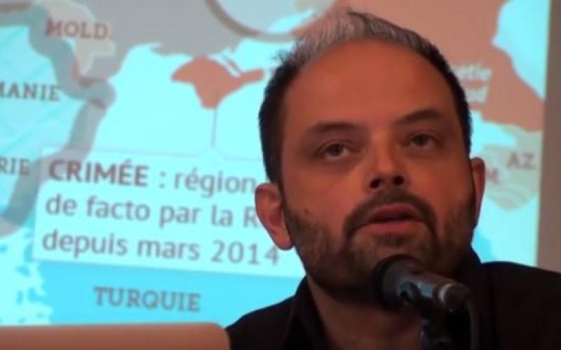 Conférence: De la Yougoslavie à l'Ukraine le Tchernobyl médiatique se répète – Slobodan Despot -Vidéo