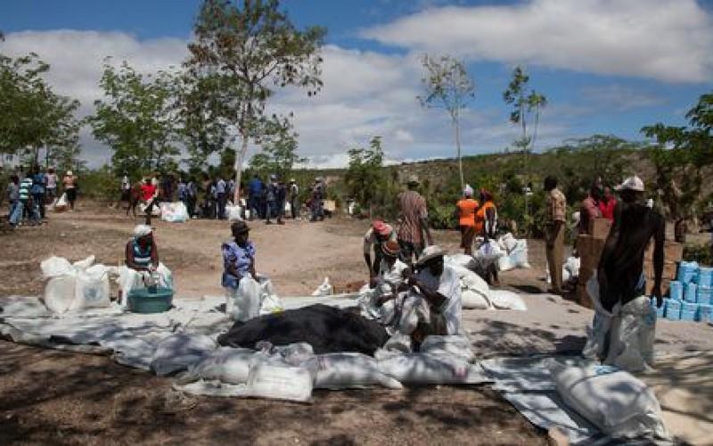 Haïti: Opération d'urgence de l'ONU pour aider un million de personnes souffrant de la faim