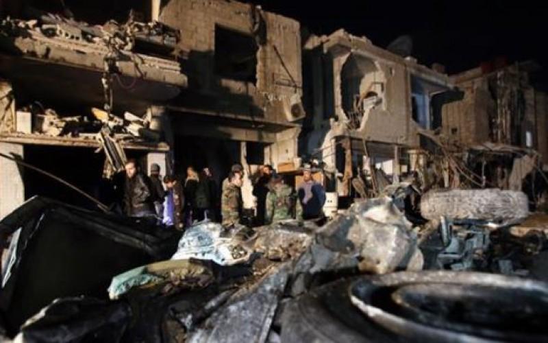 Syrie: explosion d'une voiture piégée près de Damas tue au moins 15 personnes