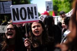 France: entre 68 000 et 220 000 manifestants contre la loi travail