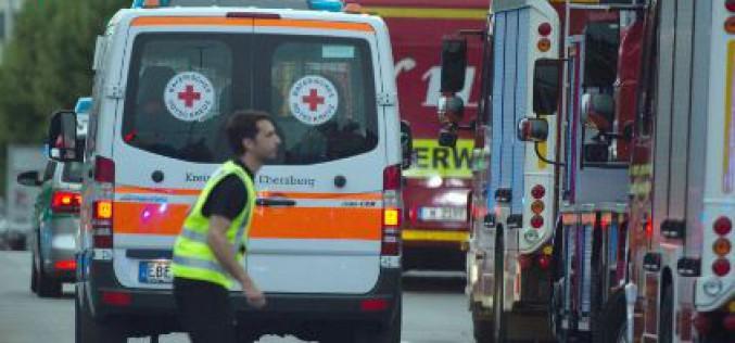 Allemagne : l'attentat suicide d'un migrant syrien près d'un festival de musique,  12 personnes blessées
