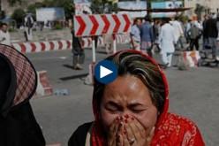 Kaboul : vidéo de l'Attentat signé Daech contre la minorité chiite : plus de 80 morts et 231 blessés