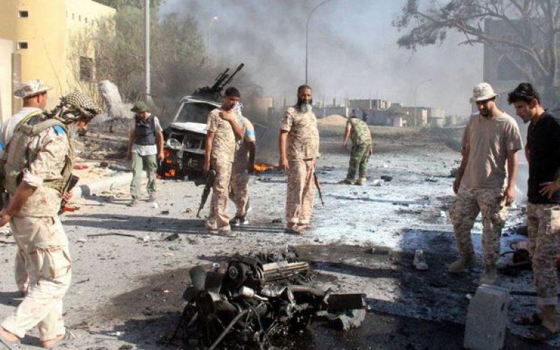 Libye: 2,4 millions de personnes ont besoin d'une aide humanitaire (ONU)
