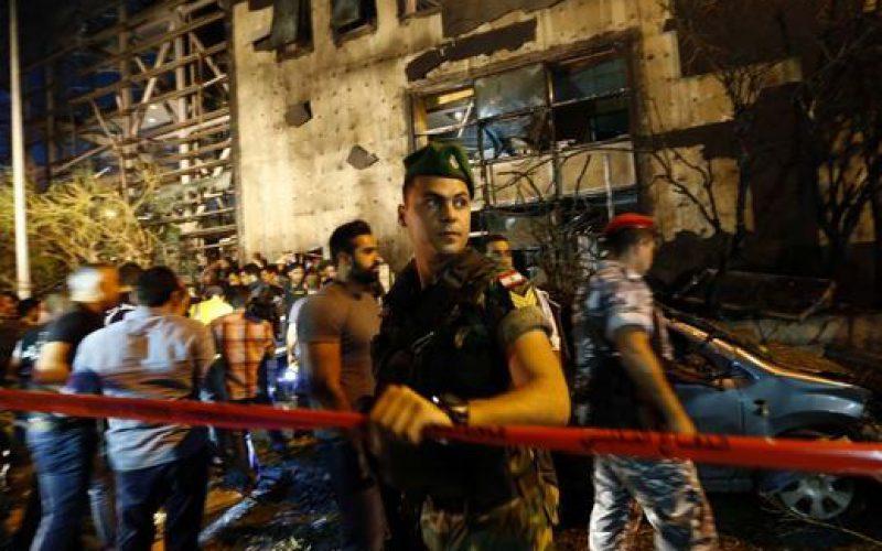 Liban : explosion d'une bombe fait un mort et deux blessés