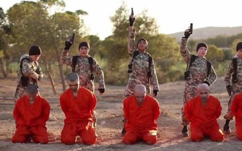 Syrie: les garçons britanniques parmi les cinq enfants qui exécutent des prisonniers