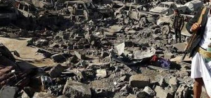 Yémen: les avions de combat saoudiens pillent la capitale