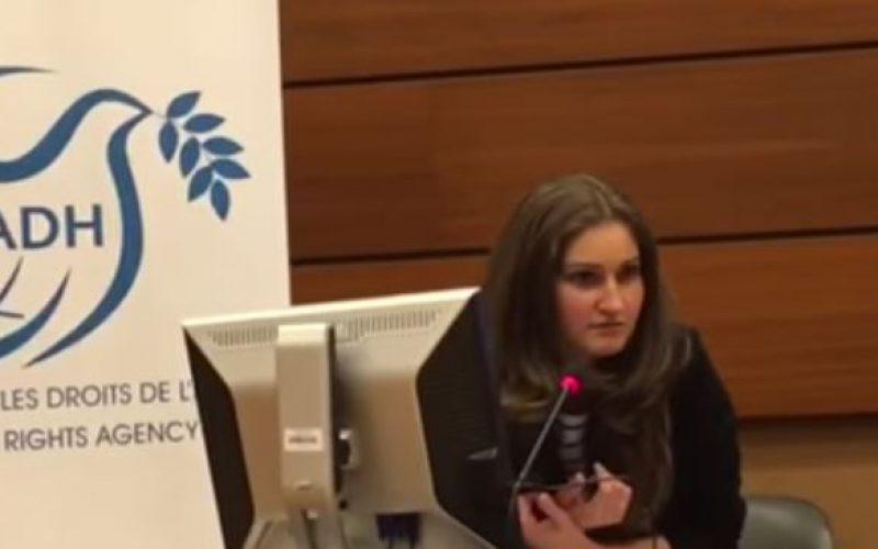 Anastasia Popova Bourt, Reporter du guerre au Yémen pour Russia 24