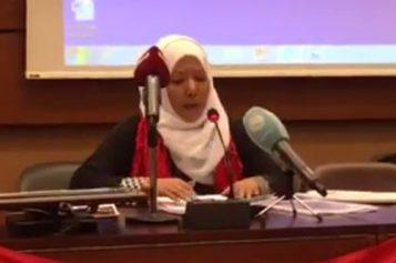 """""""Guerre et impunité au Yémen"""" Kim Sharif, Directrice de l'ONU """"Human Rights For Yemen""""- 33 ème session du Conseil des Droits de l'Homme-l'ONU – vidéo"""