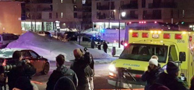 Attaque terroriste au Canada : au moins 6 morts dans l'attaque d'une mosquée
