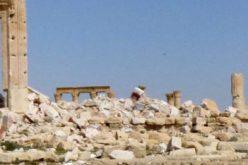 Syrie : les monuments historiques notamment Palmyre, défigurés par la guerre