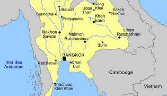 Thaïlande: une bombe fait 24 blessés dans un hôpital de Bangkok