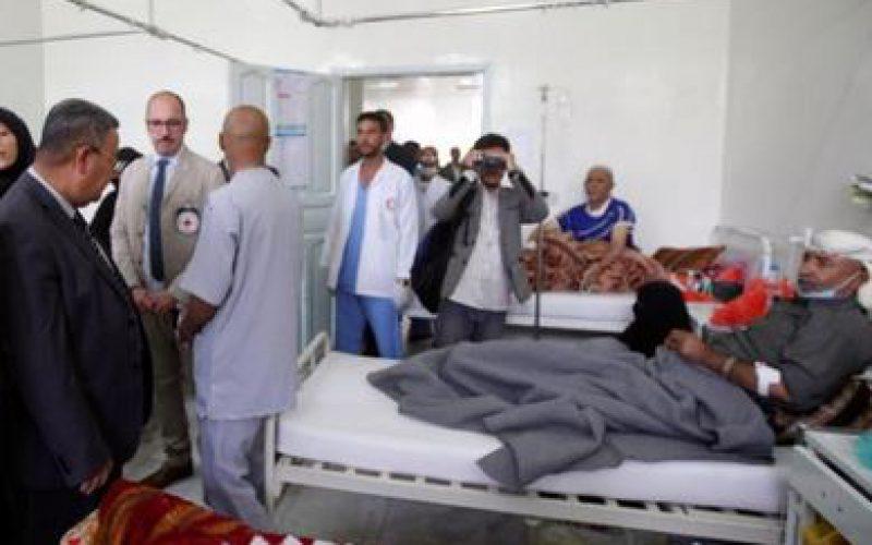 Le choléra a fait 115 morts en 2 semaines au Yémen (CICR). L'OMS classe désormais le Yémen comme l'une des plus grandes urgences humanitaires de la planète avec la Syrie, le Soudan du Sud, le Nigeria et l'Irak