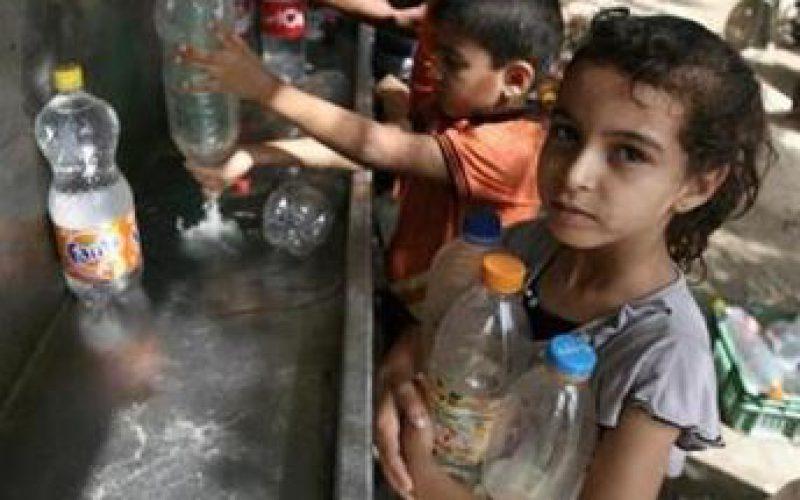 Combien de temps Gaza pourra-elle survivre sans eau ?