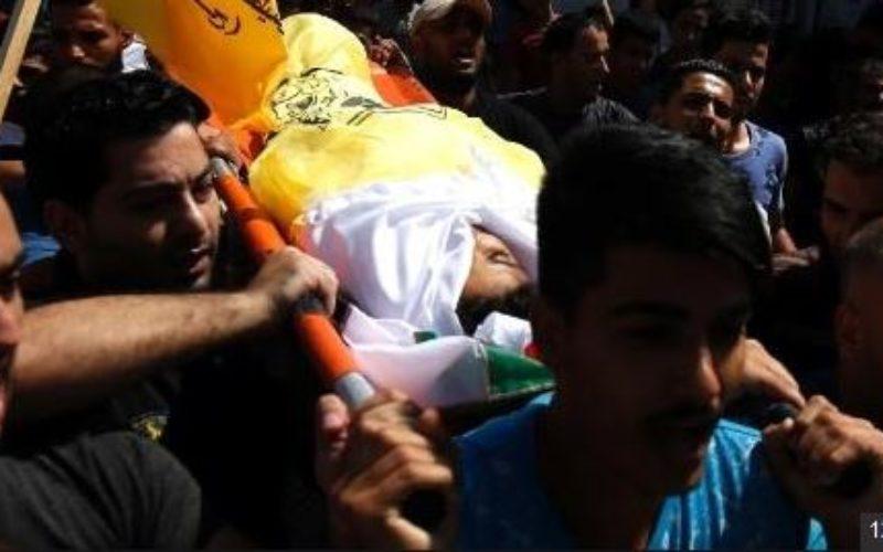 Gaza: funérailles d'un enfant palestinien tué par des soldats israéliens