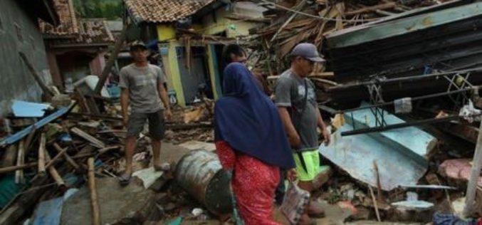 Indonésie : la crainte d'une crise sanitaire à la suite de Tsunami