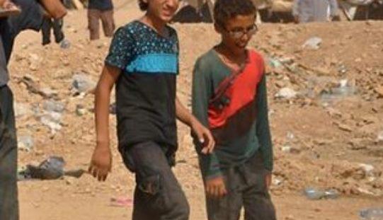 Syrie : 15 enfants déplacés sont morts en raison du froid hivernal