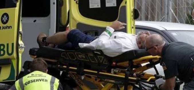 Nouvelle-Zélande: Condoléances aux proches des victimes de l'attaque terroriste de Christchurch
