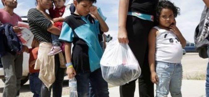 USA : plus de 900 enfants migrants séparés de leurs parents depuis un an, selon l'ACLU