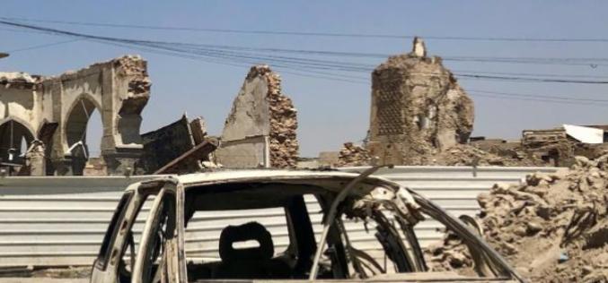 Irak : Deux ans après la libération, les habitants de Mossoul désabusés et le coeur historique de la ville reste un champ de ruines quasi-désert