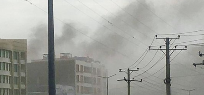 Afghanistan: au moins 95 blessés dans un attentat revendiqué par des talibans à Kaboul
