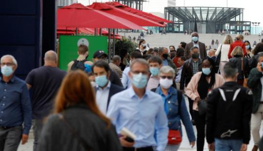 Covid-19: avec un million de morts, la situation est grave en Europe