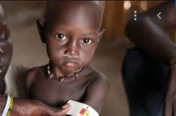 Soudan du Sud : Les deux tiers des enfants ont désespérément besoin d'aide