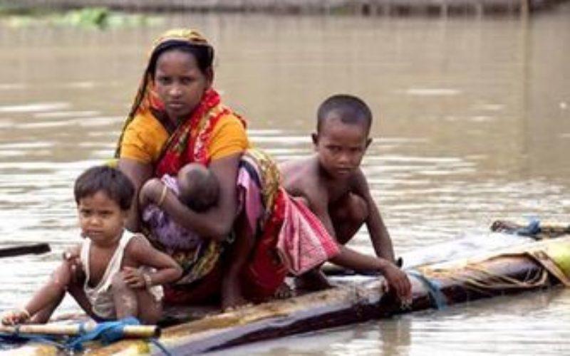 Un milliard d'enfants exposés aux impacts de du changement climatique