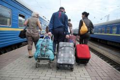 Plus de 824 000 déplacés depuis le début du conflit ukrainien