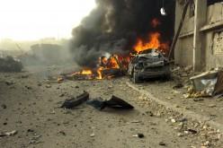 Série d'attentats contre des quartiers chiites de la capitale irakienne