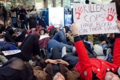 76 manifestants arrêtés par la police britannique